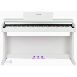 Digitális zongora Sencor SDP100WH