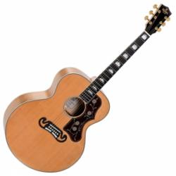 Akusztikus gitár Sigma SG200