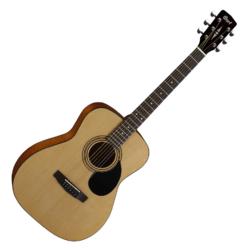 Akusztikus gitárszett Cort AF51OP használt