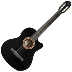 Elektro-klasszikus gitár használt 4/4 Gewa Pure