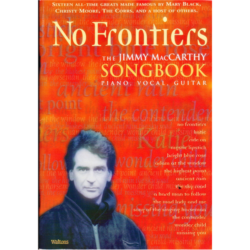 NO FRONTIERS SONGBOOK MACCARTHY