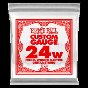 Elektromos gitárhúr Ernie Ball nickel wound 24