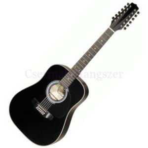 Akusztikus gitár BK 12 húros