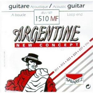 Akusztikus gitárhúrkészlet Savarez Argentine 1510MF