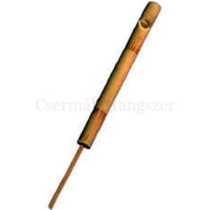 Glisszando síp Terre Bamboo Bird Pipe Small