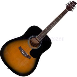 Akusztikus gitár AG160 SB