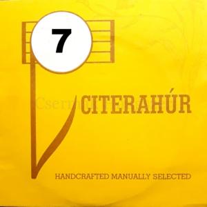 Citerahúr 7