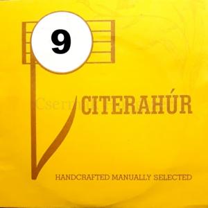 Citerahúr 9