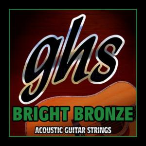 Akusztikus girárhúr GHS bronz 10-46