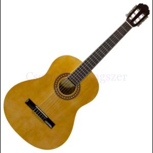 Klasszikus gitár: natúr szín