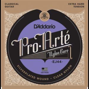 Klasszikus gitárhúrkészlet D'addario ProArte EJ44