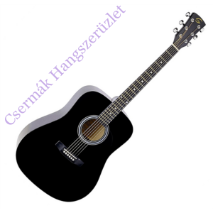 Akusztikus gitár Yosemite BK