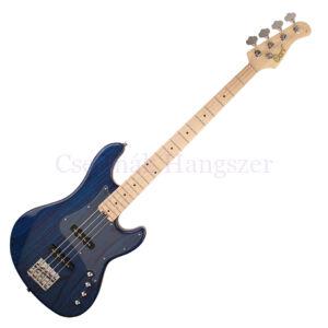 Cort el.basszusgitár, JJ, aktív, kék