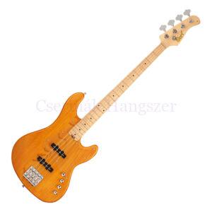 Cort el.basszusgitár, JJ, aktív, borostyán