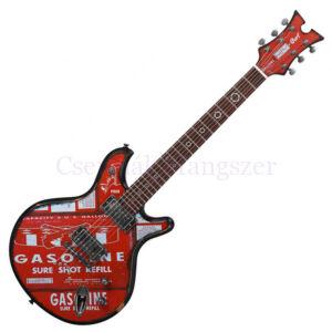 Cort el.gitár, Gasoline grafika