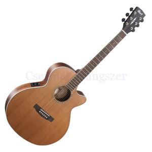 Cort akusztikus gitár, Fishman EQ, natúr