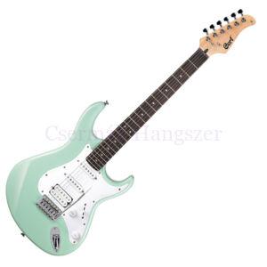 Cort el.gitár, Karibi zöld
