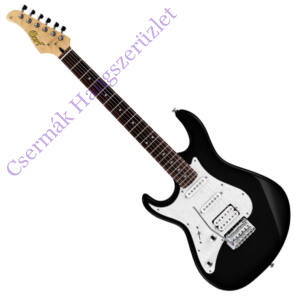 Cort el.gitár, balkezes, fekete
