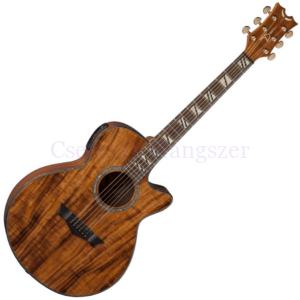 Elektroakusztikus gitár Dean, Performens Nat