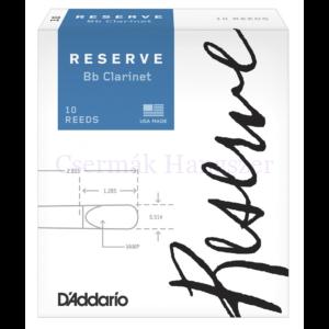 Klarinétnád B D'Addario Rico  2,0  (Rico)