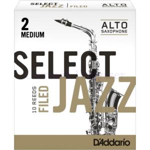 Alt szaxofonnád D'Addario Jazz 2 Medium 28019