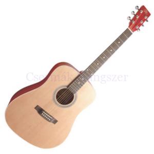 Akusztikus gitár SX TRD