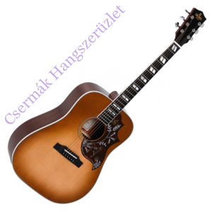 Elektro-akusztikus gitár Sigma SG5PLUS
