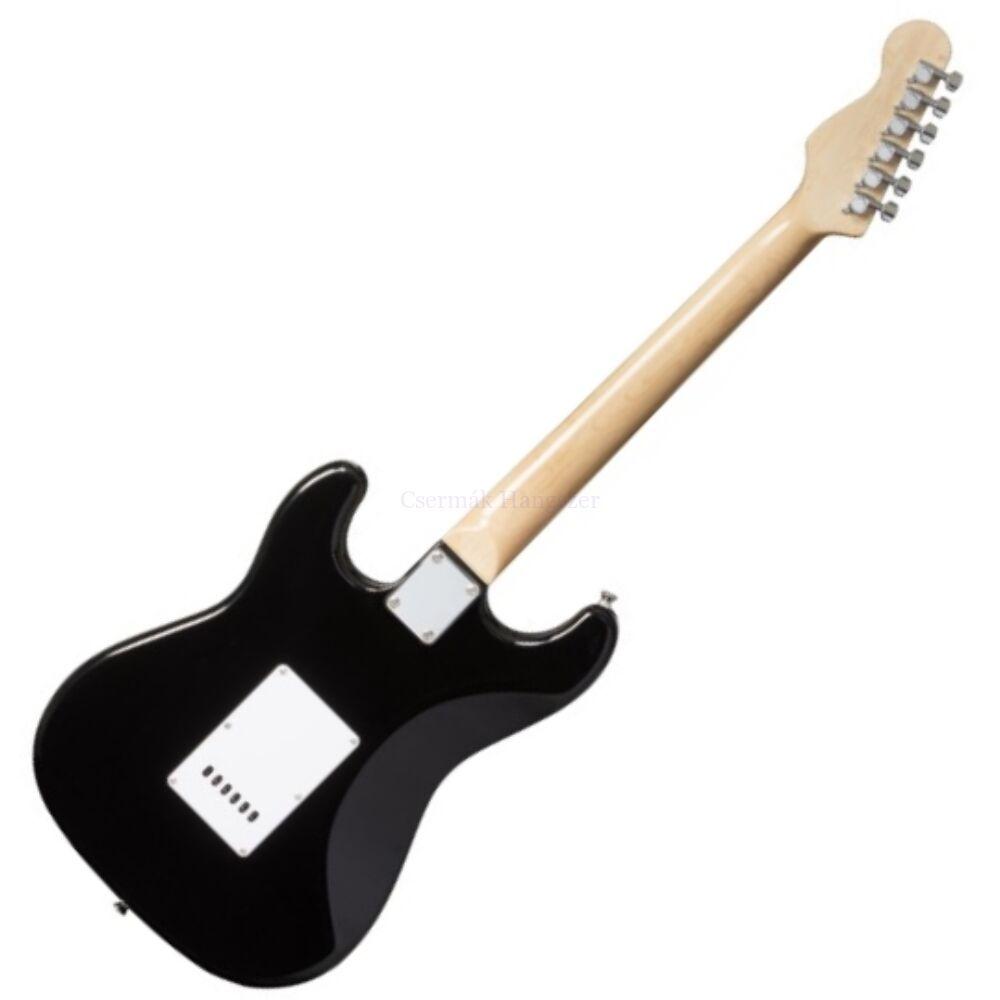 Elektromos gitár Soundstation fekete