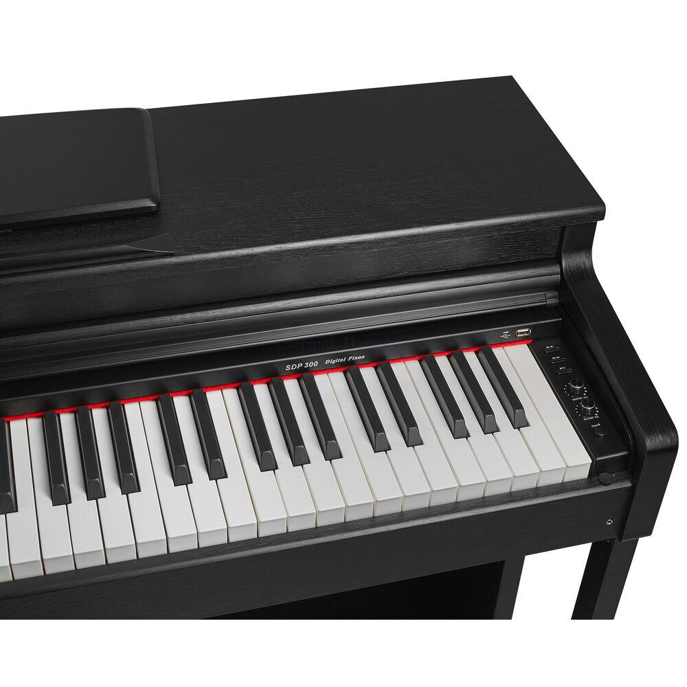Digitális zongora Sencor SDP300BK