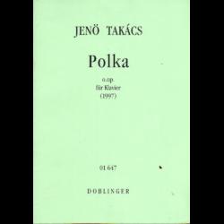 POLKA O.OP. FÜR KLAVIER (1997)