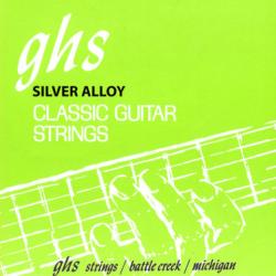 Klasszikus gitárhúr GHS Tie End Regular