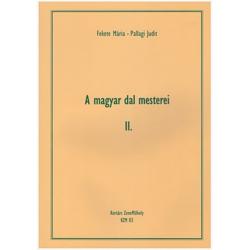 Fekete, Pallagi, A magyar dal mesterei II.
