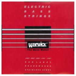 Basszusgitár húrkészlet 5 húros Warwick