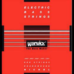 Basszusgitár húrkészlet Warwick 40-130 5 húros