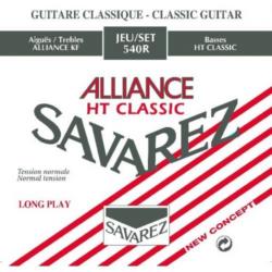 Klasszikus gitárhúrkészlet Savarez 540R