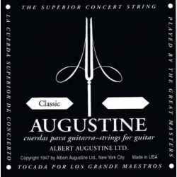 Klasszikus gitárhúr Augustine lágy D