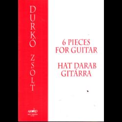 HAT DARAB GITÁRRA