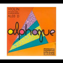 Hegedűhúr Thomastik Alphayue D