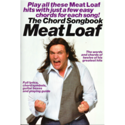 MEAT LOAF, THE CHORD SONGBOOK