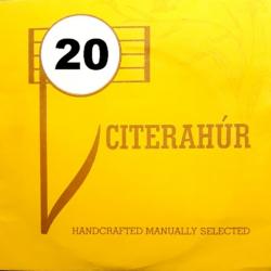 Citerahúr 20