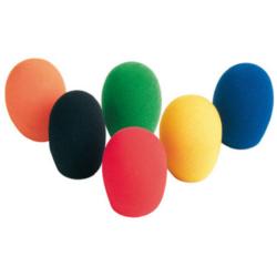 Mikrofon szivacs Bespeco színes