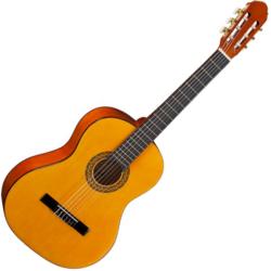 Klasszikus gitár 4/4 Toledo Primera natúr, induló készlet