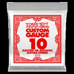 Elektromos gitárhúr Ernie Ball acél 0,10