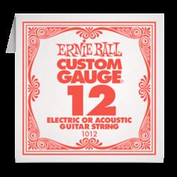 Elektromos gitárhúr  Ernie Ball 0,12