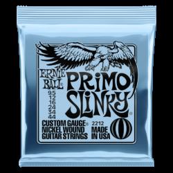 Elektromos gitárhúr Ernie Ball nickel wound primo slinky 9.5-44