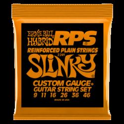 Elektromos gitárhúrkészlet Ernie Ball RPS Hybrid Slinky 9-46