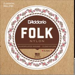 Klasszikus folk gitárhúr készlet