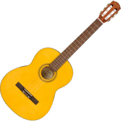 Klasszikus gitár Fender ESC110