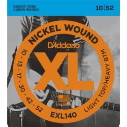 Elektromos gitárhúrkészlet EXL140