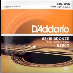 Akusztikus gitárhúrkészlet 10-50